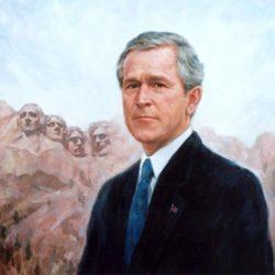 Government fine art portraits