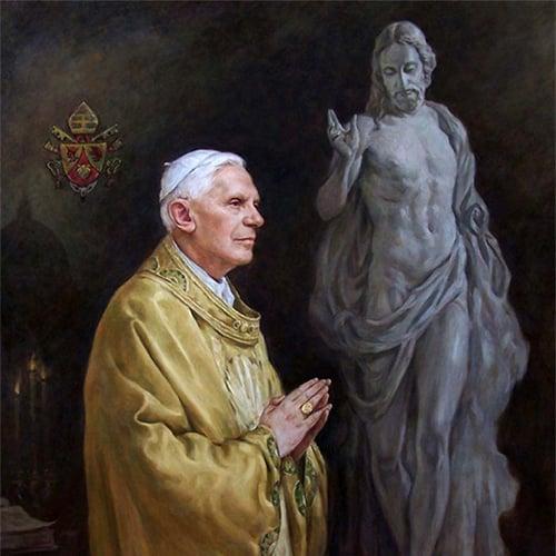Religious FINE ART PORTRAITURE