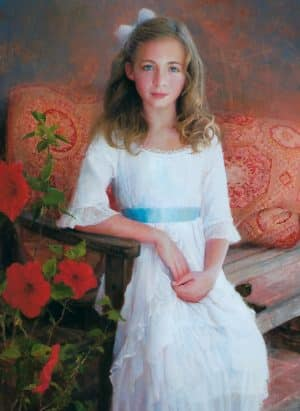 Girls FINE ART PORTRAITURE
