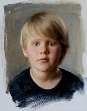 - FINE ART PORTRAITURE