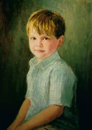 Boys FINE ART PORTRAITURE