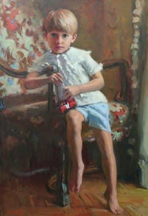 - FINE ART PORTRAITURE